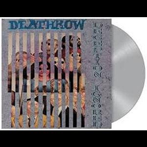 DEATHROW - DECEPTION IGNORED (LTD EDITION COLOUR VINYL, REMASTERED) LP (NEW)