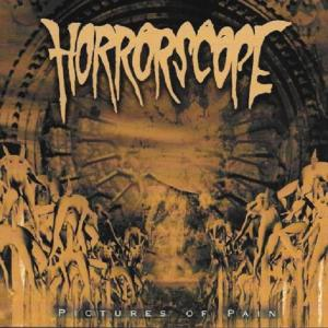 HORRORSCOPE - PICTURES OF PAIN CD