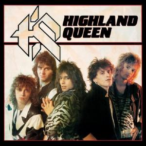 HIGHLAND QUEEN - SAME (LTD EDITION 500 COPIES + 5 BONUS TRACKS) CD (NEW)