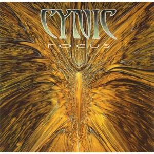 CYNIC - FOCUS (JAPAN EDITION +OBI) CD