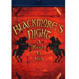 BLACKMORE'S NIGHT - KNIGHT IN YORK BLU-RAY