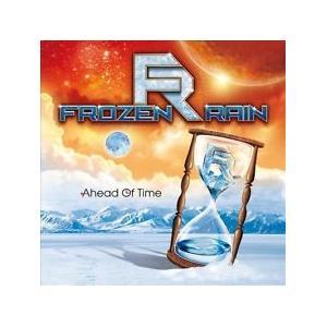 FROZEN RAIN - AHEAD OF TIME (JAPAN EDITION +OBI, +6 DEMO BONUS TRACKS) CD (NEW)
