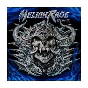 MELIAH RAGE - WARRIOR (LTD EDITION 250 HAND NUMBERED COPIES, BLUE VINYL) LP (NEW)