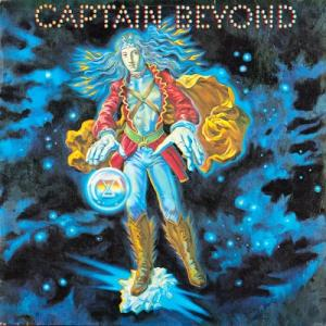 CAPTAIN BEYOND - SAME (JAPAN EDITION +OBI) LP