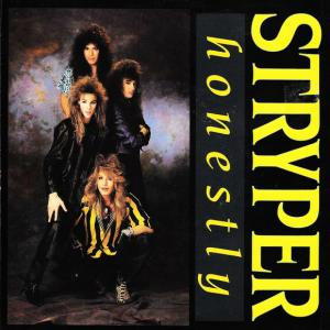 "STRYPER - HONESTLY 12"" LP"