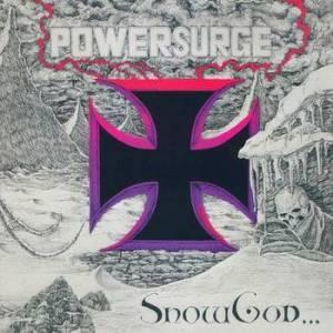 POWERSURGE - SNOW GOD (LTD HAND-NUMBERED EDITION 100 COPIES WHITE VINYL, GATEFOLD) LP