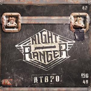 NIGHT RANGER - ATBPO CD