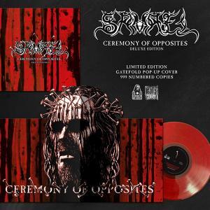 SAMAEL - Ceremony Of Opposites (Ltd 999 / Hand-Numbered, Red, Gatefold, Pop-Up) LP