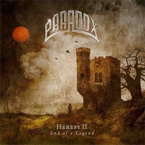 PARADOX - Heresy II: End Of A Legend (Digipak) CD