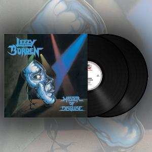 LIZZY BORDEN - Master Of Disguise (180gr / Black) 2LP