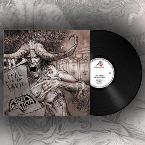 LIZZY BORDEN - Deal With The Devil (180gr / Black) LP