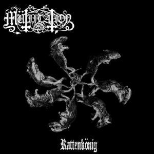 MUTIILATION - Rattenkonig (Ltd 250 / Black) LP