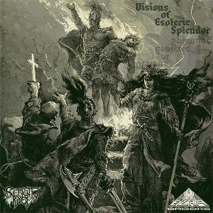 EZRA BROOKS / SERPENT RIDER - Visions Of Esoteric Splendor (Ltd 500) CD
