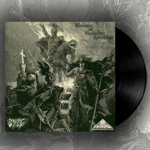 EZRA BROOKS / SERPENT RIDER - Visions Of Esoteric Splendor (Ltd 400 / 180gr, Black) LP