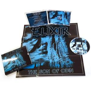 ELIXIR - The Son Of Odin (Slipcase, Incl. Poster & 5 Bonus Tracks) CD