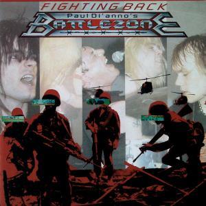 PAUL DI'ANNO'S BATTLEZONE - Fighting Back (Remastered, Incl. Bonus Track) CD