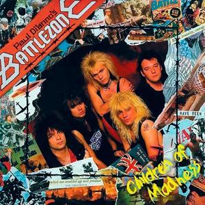 PAUL DI'ANNO'S BATTLEZONE - Children Of Madness (Remastered, Incl. Bonus Track) CD