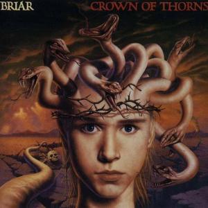 BRIAR - Crown Of Thorns (Slipcase) CD