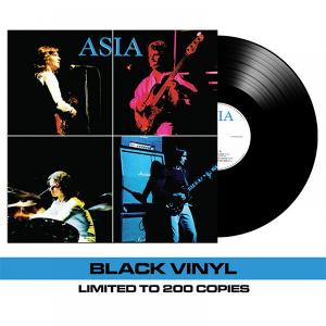 ASIA - Same (Ltd 200 / Black, 180gr) LP