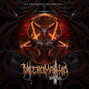 NECROMANTIA - To The Depths We Descend... (Digipak) CD