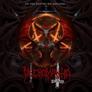 NECROMANTIA - To The Depths We Descend... CD