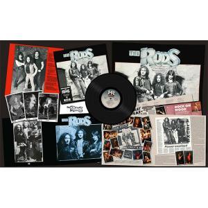 THE RODS - Same (Ltd 250 / Black, Incl. Poster & Photo Cards) LP