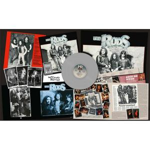 THE RODS - Same (Ltd 150 / Silver, Incl. Poster & Photo Cards) LP