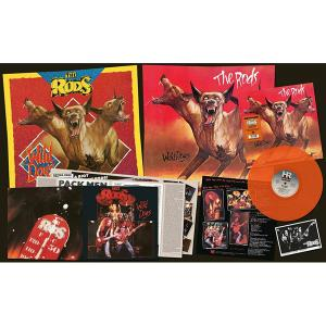 THE RODS - Wild Dogs (Ltd 200  Orange, Incl. Poster & Photo Card) LP