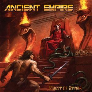ANCIENT EMPIRE - Priest Of Stygia CD