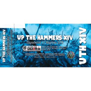 UP THE HAMMERS FESTIVAL XIV - TICKET FOR FRIDAY