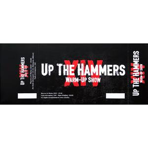 UP THE HAMMERS XIV WARM-UP SHOW