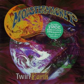 """MONSTER MAGNET - TWIN EARTH 7"""""""