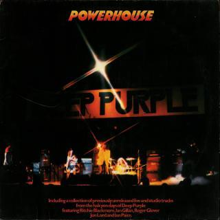 DEEP PURPLE - POWERHOUSE (PURPLE LABEL) LP