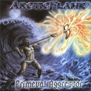 ARCTIC FLAME - PRIMEVAL AGGRESSOR CD (NEW)