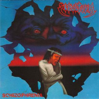 SEPULTURA - SCHIZOPHRENIA (1991 EDITION) CD