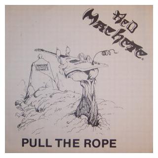 """RED MACHETE - PULL THE ROPE 7"""""""