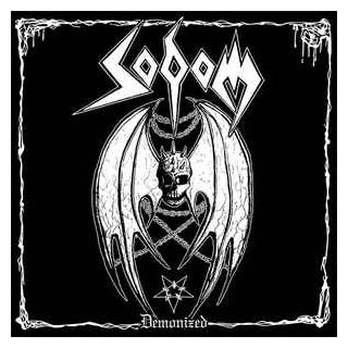 SODOM - DEMONIZED (LTD EDITION 600 COPIES CLEAR VINYL) LP (NEW)