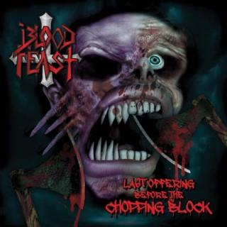 BLOOD FEAST - LAST OFFERING BEFORE THE CHOPPING BLOCK (LTD EDITION 100 COPIES GOLD VINYL) LP (NEW)