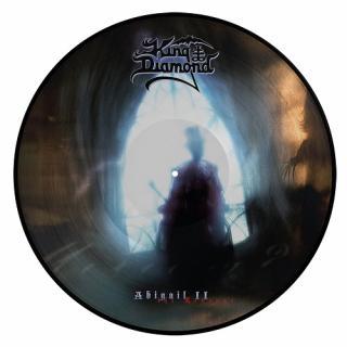 KING DIAMOND - ABIGAIL II (LTD EDITION 2000 COPIES PICTURE DISC) 2LP (NEW)
