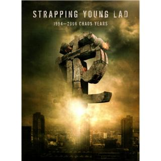 STRAPPING YOUNG LAD - 1994 - 2006 CHAOS YEARS (LTD EDITION DIGI BOOK) CD/DVD