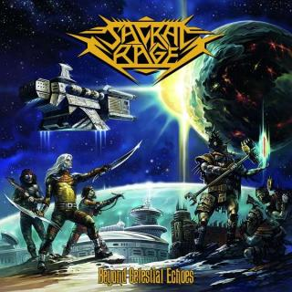 SACRAL RAGE - BEYOND CELESTIAL ECHOES CD (NEW)
