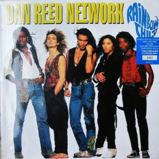 "DAN REED NETWORK - RAINBOW CHILD (LTD YELLOW VINYL) 12"" LP"