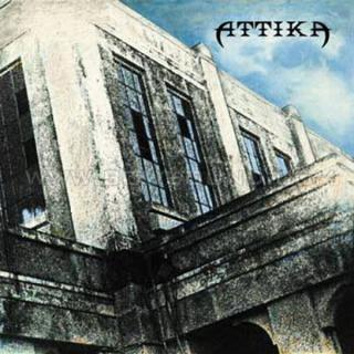 ATTIKA - SAME CD (NEW)