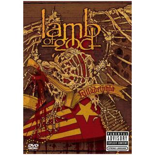 LAMB OF GOD - KILLADELPHIA DVD