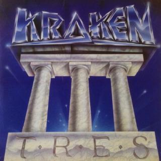 KRAKEN - TRES LP