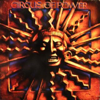 CIRCUS OF POWER - SAME LP