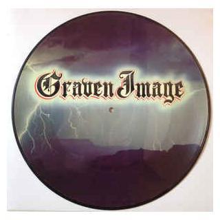 "GRAVEN IMAGE - WARN THE CHILDREN (PICTURE DISC) 12"" LP"