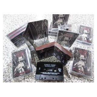 LORD VIGO - BLACKBORNE SOULS (LTD EDITION 100 HAND NUMBERED COPIES) CASSETTE TAPE (NEW)