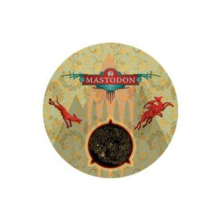 "MASTODON - WOLF IS LOOSE (PICTURE DISC) 12"" LP (NEW)"