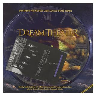 "DREAM THEATER - LIE (STRICTLY LTD EDITION 12"" SINGLE CONTAINS UNRELEASED DEMO TRACK, INCL. POSTER EDITION OFFICIAL FANZINE ""IMAGES & WORDS"") 12"" LP"